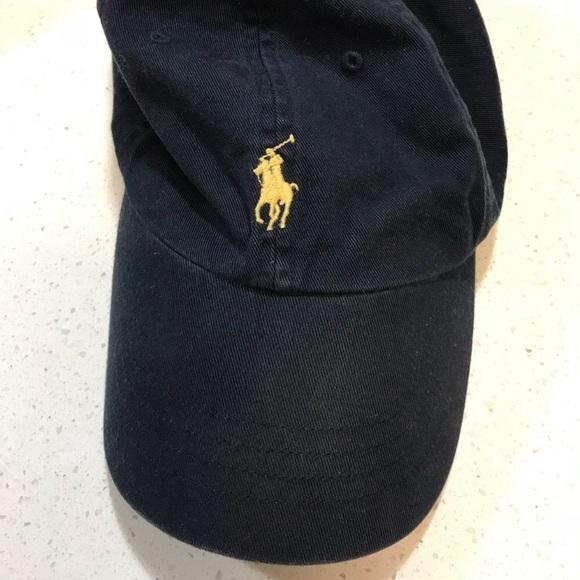 d0153a9160e Ralph Lauren cotton chino baseball cap. M 5a9c56508af1c529bf103449